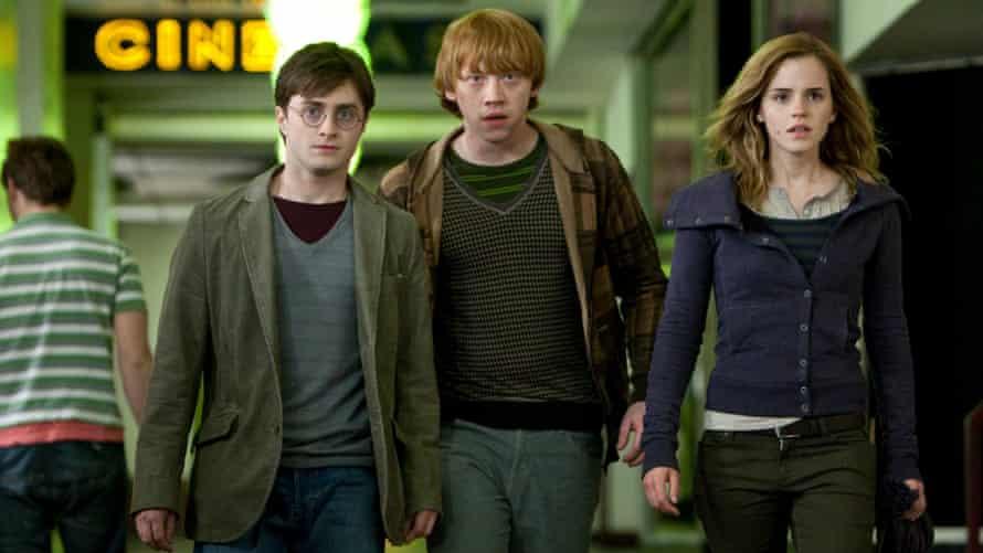 HBO Max正計劃打造《哈利·波特》真人劇集