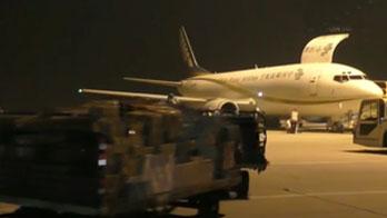 石家莊正定國際機場恢復首條國內貨運航線