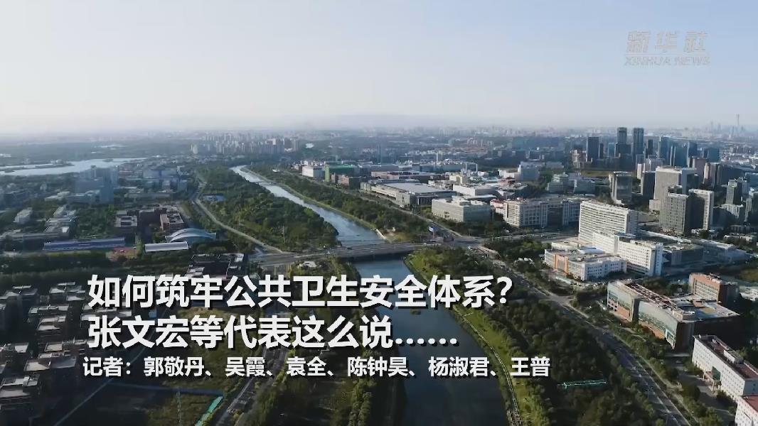 超大城市將如何提升應對突發公共衛生事件能力?張文宏等代表委員這麼説……