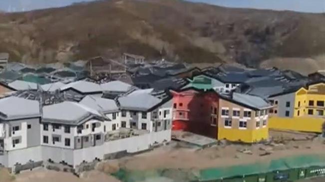 新春看冬奧:太子城小鎮——打造冬奧可持續發展典范