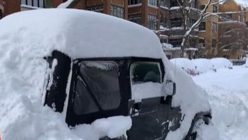 美國:記者探訪暴雪侵襲後的芝加哥
