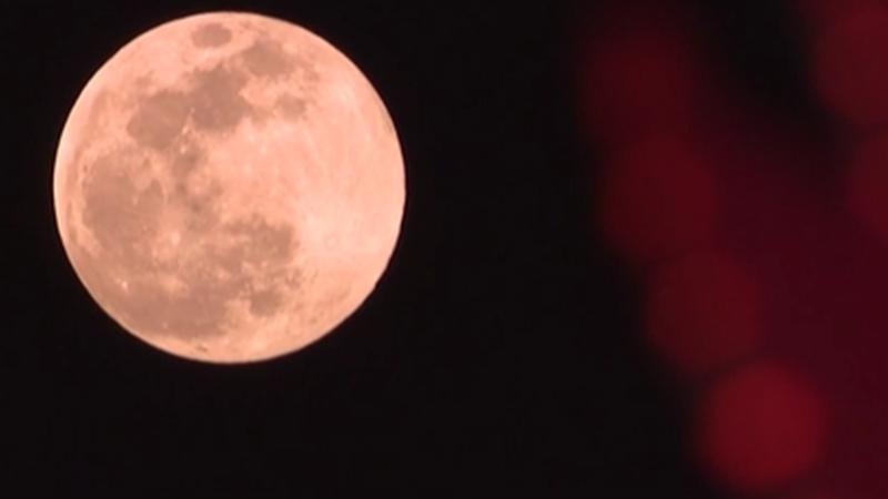 元宵賞月 十五的月亮十六圓