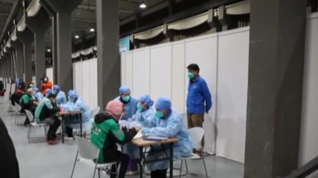 北京市累計接種新冠疫苗1000萬劑