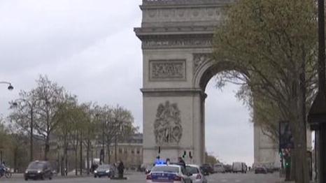 法國累計新冠肺炎確診病例超483萬