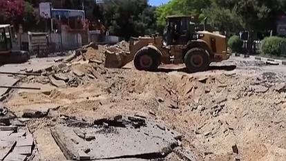 基礎設施損毀嚴重 加沙居民生活艱難