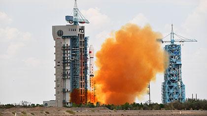 我國海洋二號D衛星發射成功