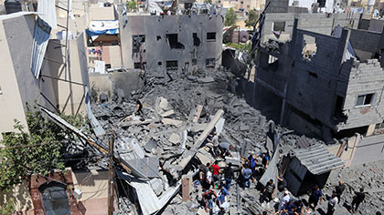 巴以衝突仍在繼續:內塔尼亞胡——將繼續在加沙的軍事行動