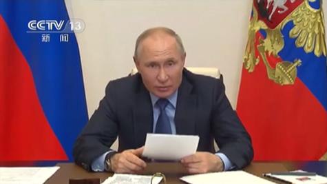 俄羅斯:普京——誰咬我們 就敲掉誰的牙齒