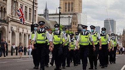 英國:變異株肆虐 英格蘭管控解封將推遲四周