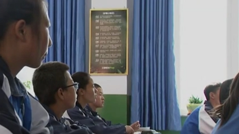教育部:中小學需每年兩次報送學生視力監測結果
