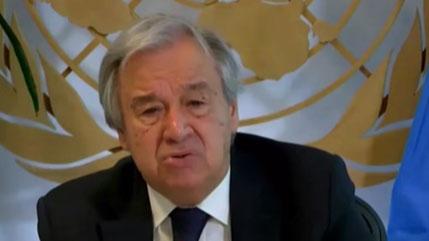 聯合國安理會強調保護武裝衝突中兒童權益