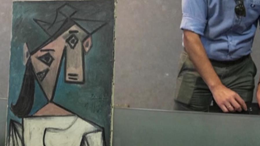 失而復得!希臘警方尋回9年前失竊的畢加索畫作