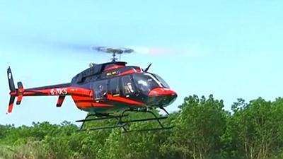湖南成為我國首個全域低空飛行試點省