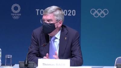 巴赫:東京奧運會具有兩層含義
