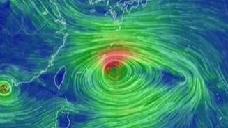"""河南這次暴雨為什麼這麼強? 臺風影響 臺風""""煙花""""輸送水汽"""
