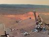 NASA公布火星表面高清照 壤紅如焦土