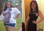 美國20歲胖女孩迷戀比伯 一年減肥133斤