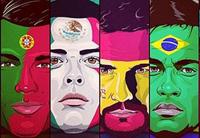 你還認識他們嗎?世界杯球星童年照曝光
