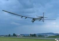 瑞士:全球最大太陽能飛機成功首飛