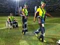 巴西截癱青年將為世界杯開球