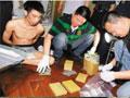 深圳:兩港籍男子涉嫌運毒被抓
