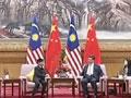 習近平會見馬來西亞最高元首