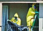 華盛頓首現埃博拉疑似病例