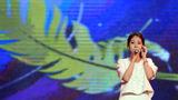張碧晨演唱《我只在乎你》