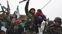 敘政府軍與反對派武裝在部分地區停火