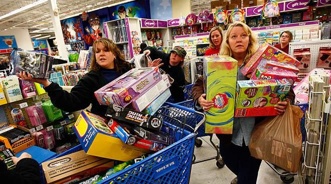 美國11月商品零售額環比微漲