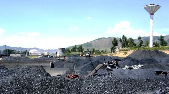 發改委:將建煤炭交易市場 規范交易秩序