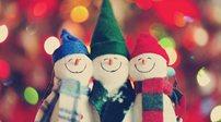 【新華炫視】聖誕節紅配綠 禮物繽紛多