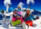 【新華炫視】放假啦 滑雪high起來