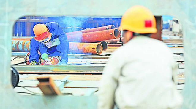 12月財新制造業PMI低于預期