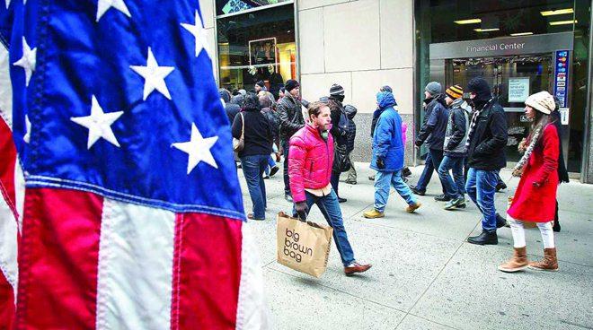 美國私營部門去年12月新增就業崗位數量創新高