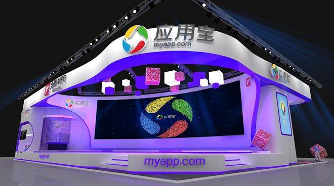 騰訊應用寶榜單近日出爐