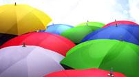 【新華炫視】一把小傘 就是可以如此的高大上
