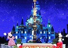 【新華炫視】上海迪士尼樂園 點亮夢幻城堡