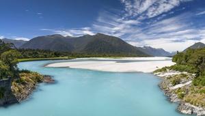 【新華圖視】史詩般的新西蘭