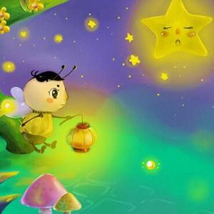 [睡前故事]小兔和萤火虫