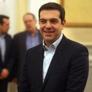 访希腊总理齐普拉斯