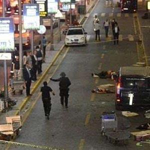 土耳其恐袭嫌疑人落网 身份待确认
