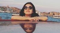趙薇抵達威尼斯參加電影節 坐船觀光心情大好