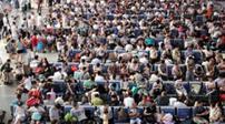 國慶黃金周將至 鐵路迎客流高峰