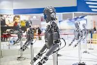 """世界機器人大會亮點多 智能機器人""""難辨真假"""""""