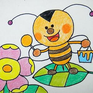 [睡前故事]小花瓣和小蜜蜂