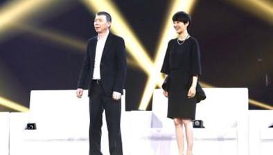 馮小剛徐帆共同代言