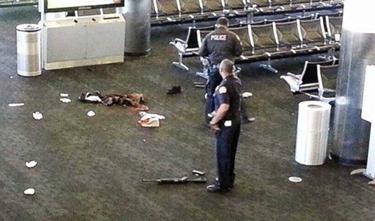 美國佛州一機場發生槍擊事件 5死8傷 槍手被逮