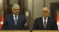 伊拉克:土總理抵埃爾比勒 繼續訪伊行程
