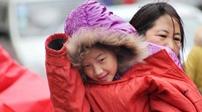 北方地區弱冷空氣活動頻繁
